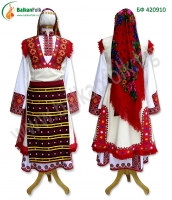 Македонска носия от Прилеп