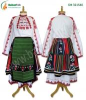 Женска северняшка носия