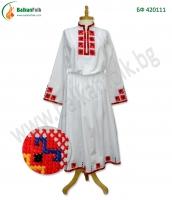 Македонска бродирана женска риза