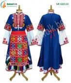 БФ 420110 Женска македонска носия от неврокопско