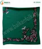 БФ 220241 Панагюрска кърпа (зелена)