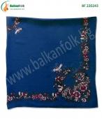 БФ 220243 Панагюрска кърпа (синя)