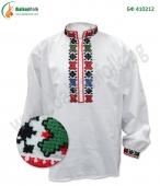 БФ 410212 Мъжка бродирана риза