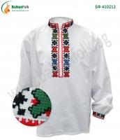 Мъжка бродирана риза от района на Белица
