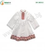 БФ 180312 Бебешка риза за момиче
