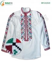 Мъжка бродирана риза - БФ 211514