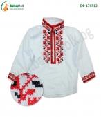 БФ 171512 Бродирана риза за бебе - момче