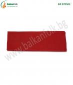 БФ 870502 Червен пояс за бебе