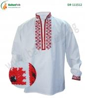 БФ 111512 Мъжка шопска бродирана риза