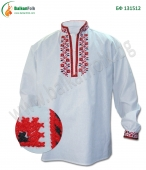 БФ 131512 Юношеска шопска бродирана риза