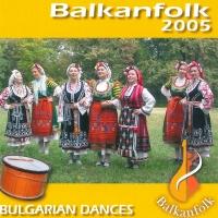 CD Български народни танци - Балканфолк 2005