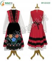 Женска пазарджишка носия