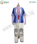 БФ 110310 Мъжка шопска носия