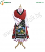 БФ 220110 - Женска тракийска носия