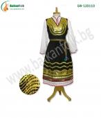 БФ 120110 - Женска шопска носия (Литак)