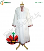 БФ 221514 Тракийска женска бродирана риза