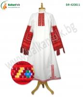 Македонска женска риза
