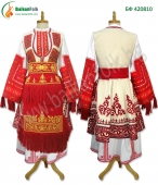 БФ 420810 Дебърска женска македонска носия